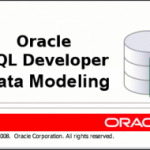 Oracle SQL Developer Data Modeling 1.5.1 Early Adopter release launched