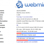 Install Webmin on Ubuntu Server or Desktop 10.04 Lucid Lynx